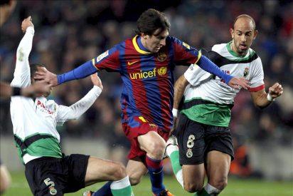 3-0. El Barcelona vuelve a firmar un partido excelente tras someter al Racing