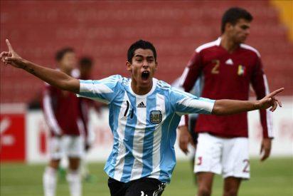 1-1. Argentina se convierte en virtual clasificado ante una corajuda Venezuela