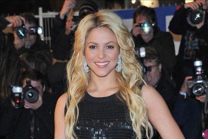 Shakira y Black Eyed Peas, los artistas favoritos de los franceses en 2010
