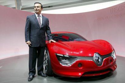 Los espías de Renault sacaron información de la economía del coche eléctrico