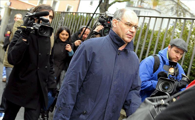 El ex banquero suizo que entregó datos a Wikileaks en prisión preventiva