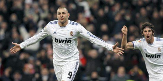 1-0. Benzema y Casillas salvan al Madrid ante el Mallorca