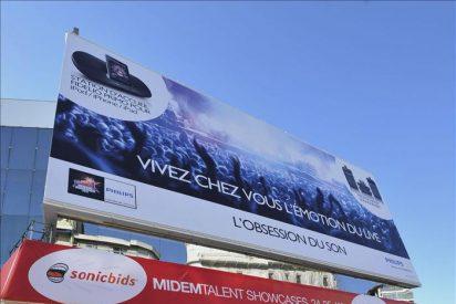 Las nubes invaden la apertura del MIDEM 2011