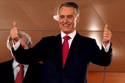 Cavaco reelegido presidente de Portugal en primera vuelta