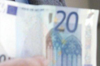 La prima de riesgo española cierra en 210 puntos básicos