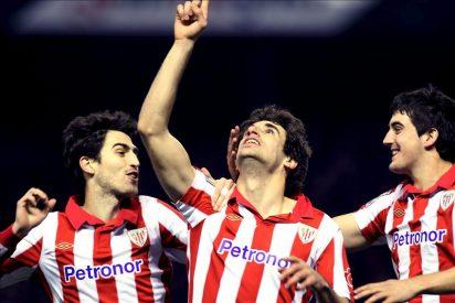 3-0. El Athletic se mete en Europa con un partidazo ante el Hércules