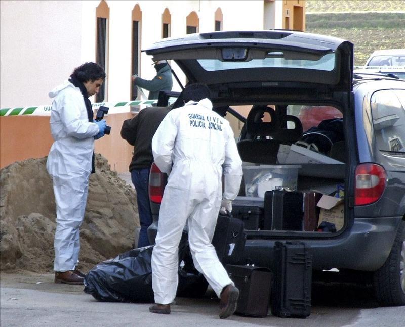 Matan de varios disparos a un hombre de 50 años en su domicilio de Medellín, en Badajoz