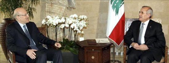 Mikati designado nuevo primer ministro del Líbano