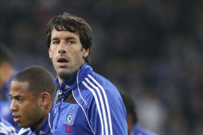 Van Nistelrooy no piensa renovar con el Hamburgo tras el veto al Real Madrid
