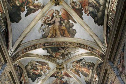 Inversión de 900.000 euros para restaurar las pintura murales de la Iglesia de El Patriarca