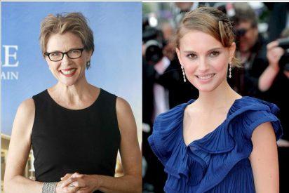 Annette Benning y Natalie Portman, entre las candidatas a mejor actriz.