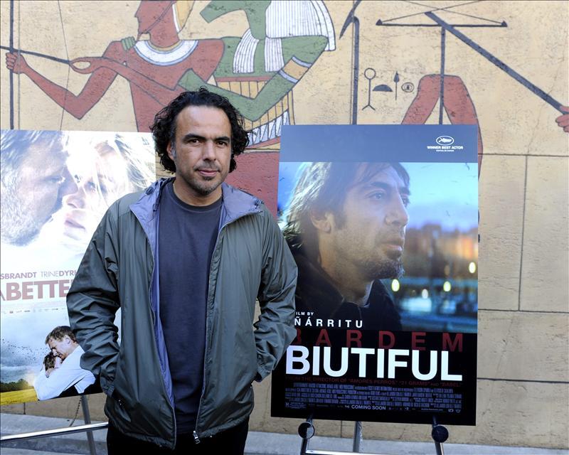 """""""Para México es hermoso porque pasamos por momentos duros"""", dice González Iñárritu"""