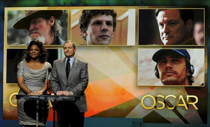 """Javier Bardem logra una nominación al Óscar de mejor actor por """"Biutiful"""""""