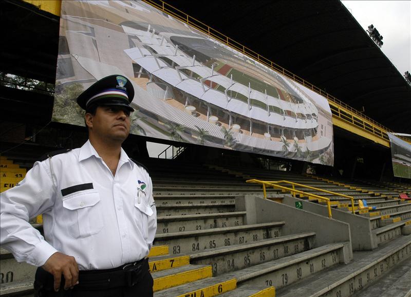 Prohíben los conciertos en los estadios que serán sedes del Mundial Sub'20
