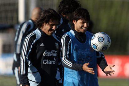 Tevez y Agüero son los grandes ausentes para el amistoso Argentina-Portugal