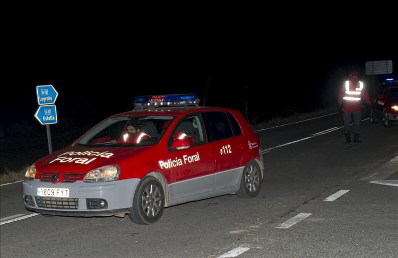 Localizan el coche de una mujer desaparecida en Navarra, con un cadáver en su interior