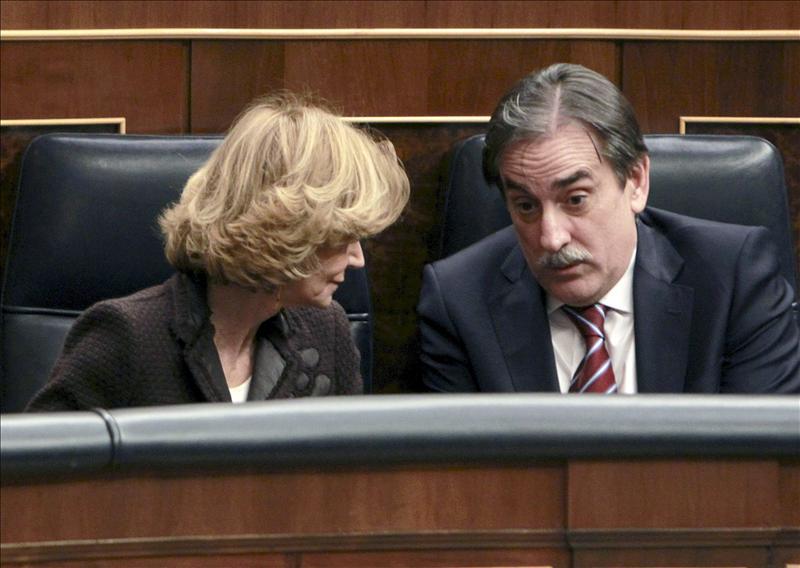 Salgado dice que no habrá más medidas de ajuste, sólo cumplir las existentes