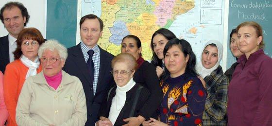 La Comunidad de Madrid subvenciona las iniciativas de integración de inmigrantes