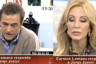 """El Conde Lecquio se enfrenta a Carmen Lomana en directo: """"Eres vulgar y mediocre, aparentas lo que no eres y quieres quedar por encima"""""""