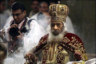 El Papa copto pide a Egipto resolver los problemas de los cristianos