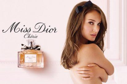Natalie Portman en topless para Dior