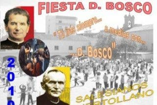 Los salesianos celebran a Don Bosco