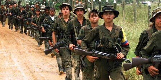 Piden condena internacional a las FARC por muerte de una menor