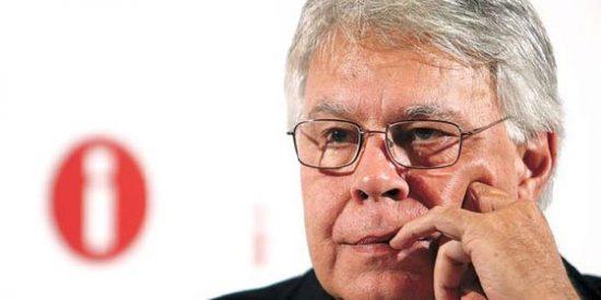 """Felipe González: """"La gente se ha olvidado de las barbaridades que hice"""""""