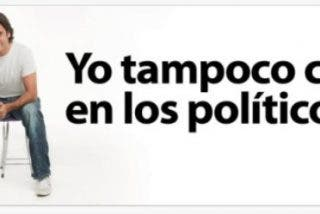 El PSOE lagunero presenta a un líder que no cree en los políticos