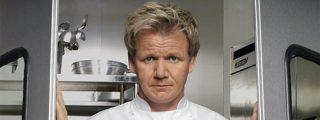 Gordon Ramsay, el cocinero 'hipócrita': Defiende a ultranza a los tiburones y después se ve que los mata por diversión