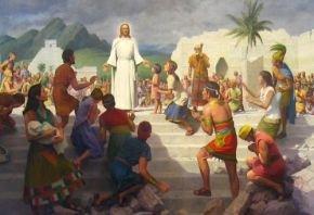 Jesucristo resucitado estuvo en México