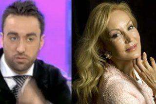 """Un compañero de Carmen Lomana en 'Las joyas de la Corona' la despelleja: """"Es falsa, decepcionante y franquista"""""""