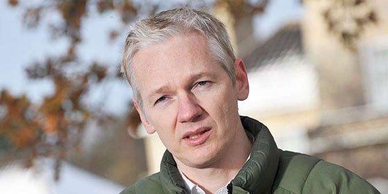 'Julian Assange'