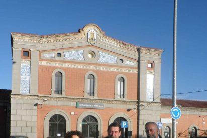 El PP continua con su campaña de críticas a los socialistas por incumplir su compromiso de traer el AVE a Talavera en 2010