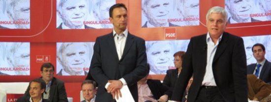 Una corriente socialista aboga por el relevo de José Miguel Pérez