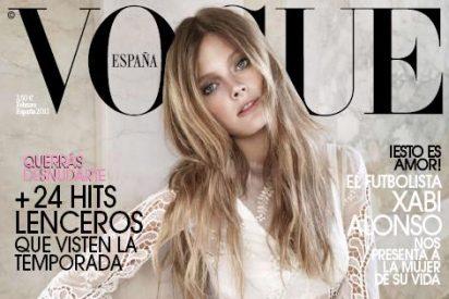 ¡Revelación francesa en exclusiva para Vogue!