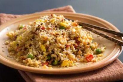 Trucos para hacer arroz chino con pollo
