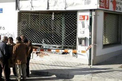 Atentan contra la sede del PSdeG en Betanzos