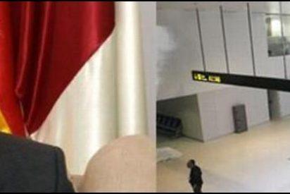 Barreda anuncia austeridad 'olvidándose' de los 1.000 millones dilapidados en el aeropuerto de C.Real