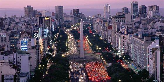 La ciudad de Buenos Aires alcanzó su récord histórico de turistas en 2010