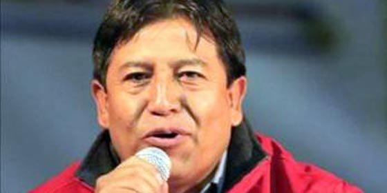 David Choquehuanca ratifica intención de Bolivia de demandar a Chile por límites marítimos