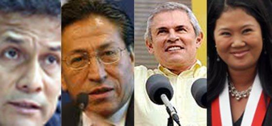 Arranca la carrera presidencial en Perú