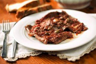 Carne a la pizzaiola, receta napolitana 👌