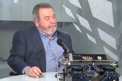 """Carlos Carnicero: """"En 59 segundos yo le daba los 'navajazos' a Pedrojota y Zapatero los puntos de sutura invitándole a cenar"""""""
