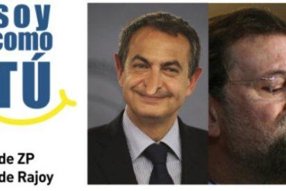 CC compara a Rajoy y Zapatero con el entrañable muñeco Pinocho