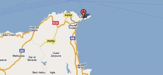 Un militar español pierde el pasaporte en Marruecos e intenta cruzar a nado a Ceuta