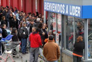 Turistas atrapados por conflicto en el sur de Chile