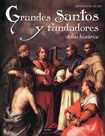La vida de más de cien santos y beatos que forman parte de la historia universal