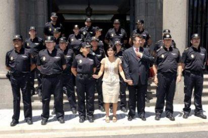 Derroche policial en fiestas