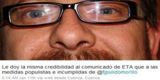 Pérez Tornero (PSOE) compara la labor del alcalde de Cuenca con el alto el fuego de ETA